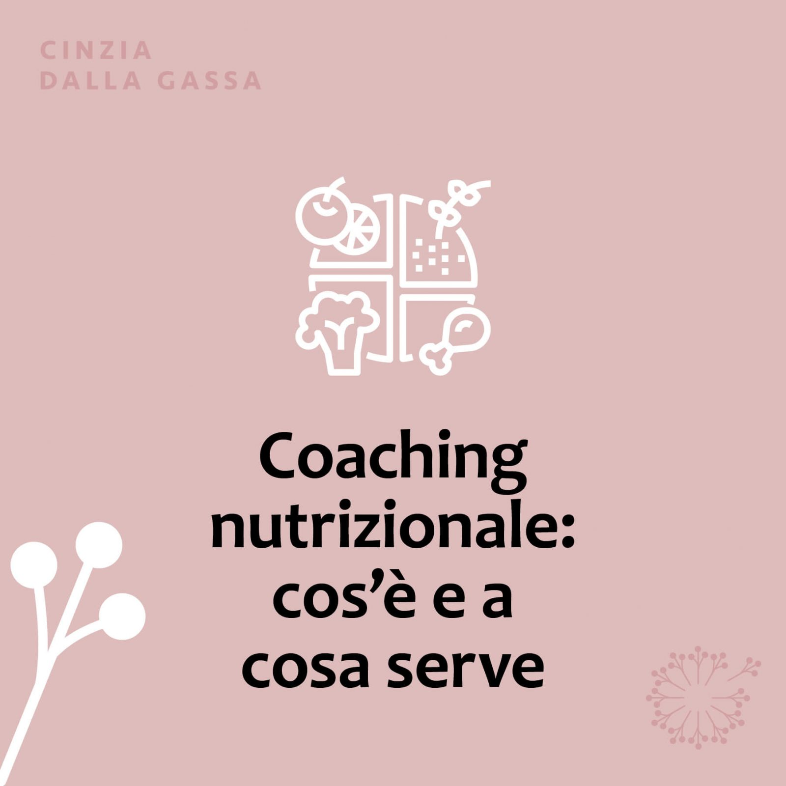 coaching nutrizionale cose e a cosa serve